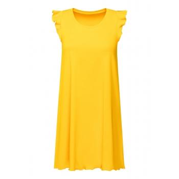 Ночная сорочка цвет жёлтый