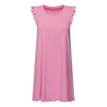 Ночная сорочка цвет лиловый