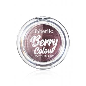 Запечённые тени для век Berry Colour
