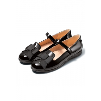 Daniella Girls Shoes black