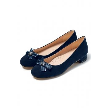 Adele Girls Shoes blue