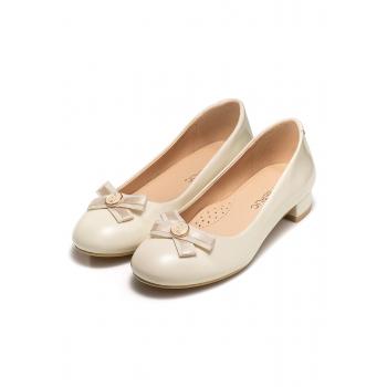 Туфли для девочек Adele цвет ванильный