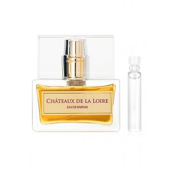 Пробник парфюмерной воды для женщин  Chateaux de la Loire