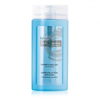 Vent DAventures Shampoo Shower Gel