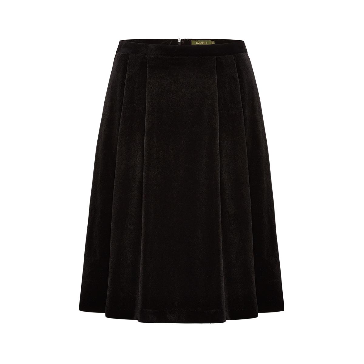Фаберлик юбка из бархата
