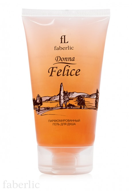 Donna Felice Perfumed Shower Gel for Her