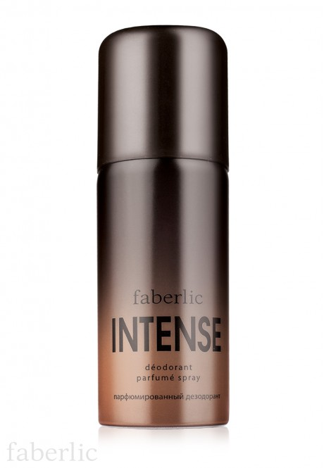 INTENCE Perfumed Spray Deodorant for men