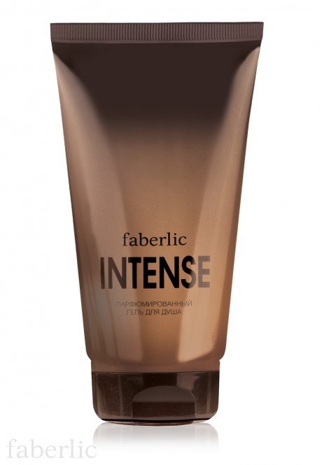 Intense Perfumed Shower Gel for Men