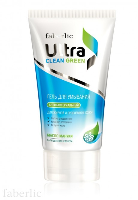 Antibacterial Washing Gel