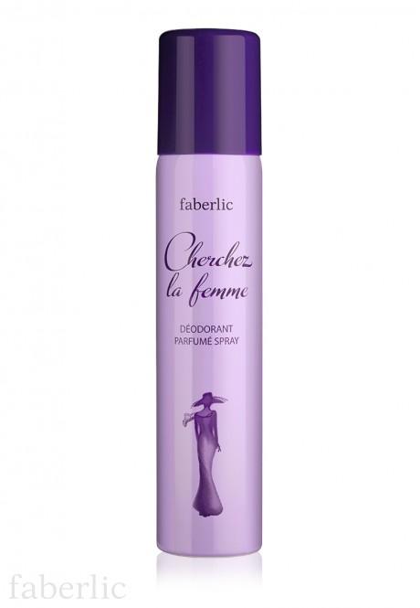 Cherchez la Femme Perfumed Spray Deodorant