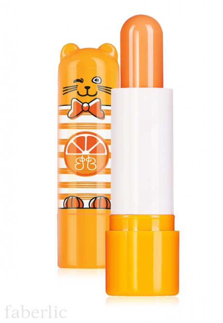 Orange Cat Protective Lip Balm
