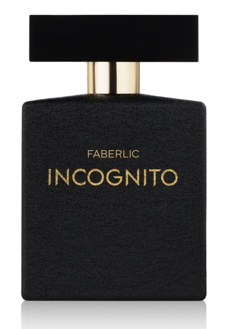 Туалетная вода для мужчин faberlic Incognito