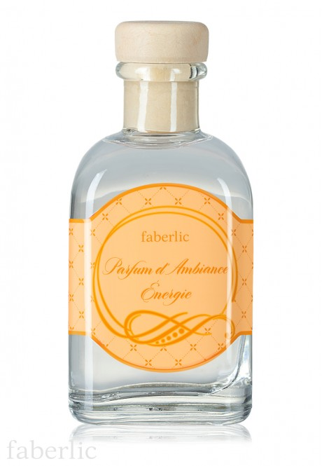 Aromātisks difuzors Faberlic Parfum dAmbiance Energie