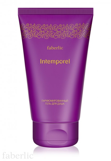 Intemporel Perfumed Shower Gel for Her