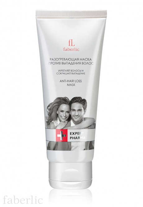 Expert Pharma Warming Anti Hair Loss Mask