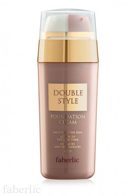 Double Style Foundation Cream
