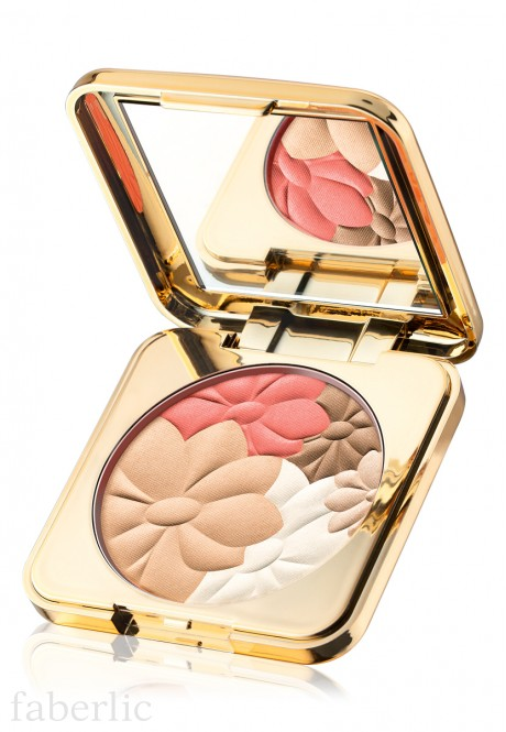 Fashion Rules Multicolor Face Powder