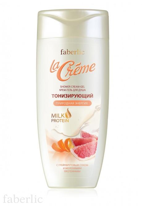 Natural Energy Toning Shower CreamGel
