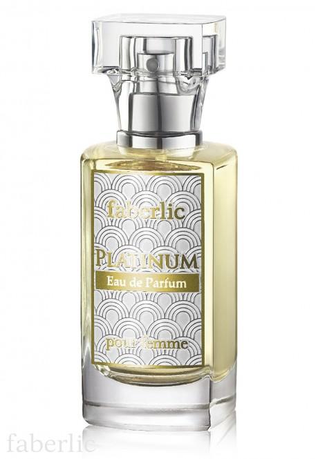 Парфюмерная вода для женщин Platinum