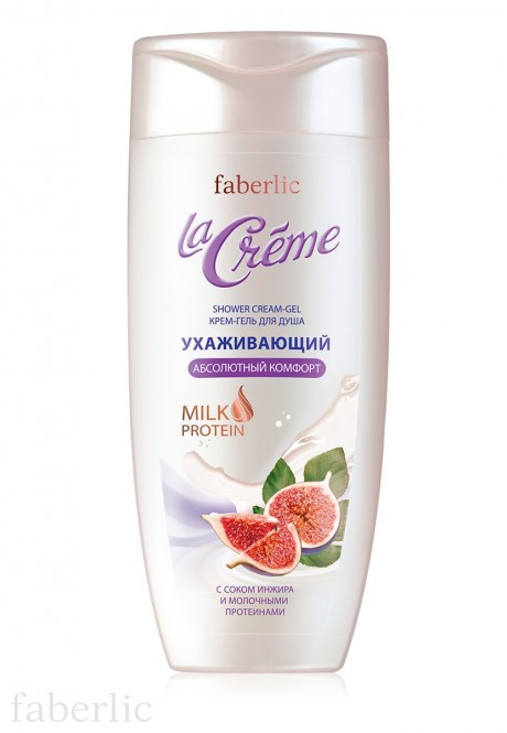 Absolute Comfort Caring Shower CreamGel