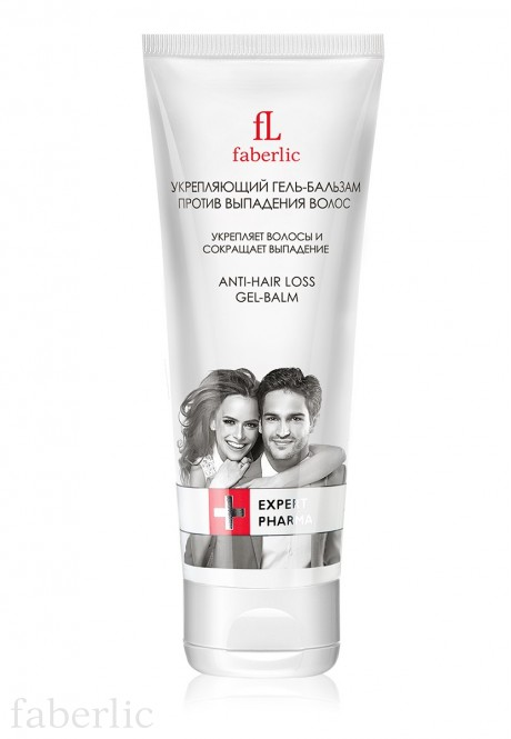 Expert Pharma Strengthening AntiHair Loss Gel Balm