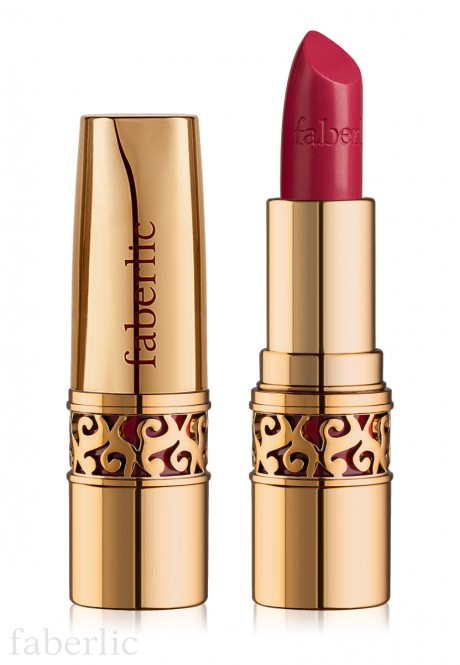 Luxurious Kiss Lipstick with Serum