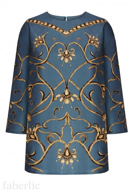 Блузки с орнаментом