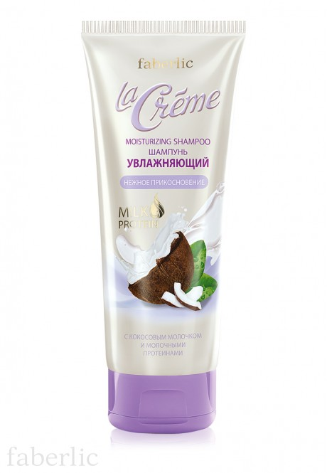 Gentle Touch Moisturizing Shampoo