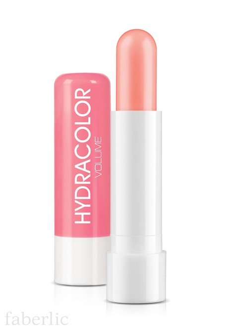 Tinted Lip Balm with Volume Effect