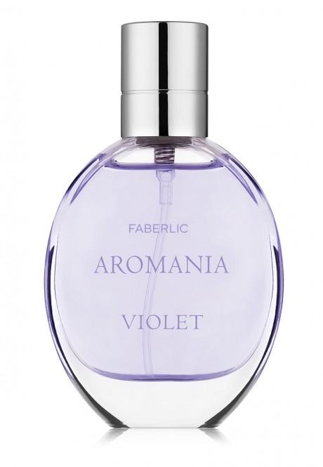 Aromania Violet Eau de Toilette for Her