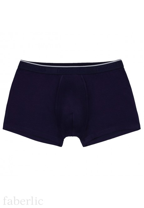 Classic Boxer Briefs for Men ink blue