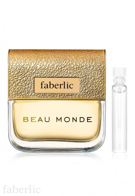 Пробник парфюмерной воды для женщин Beau Monde