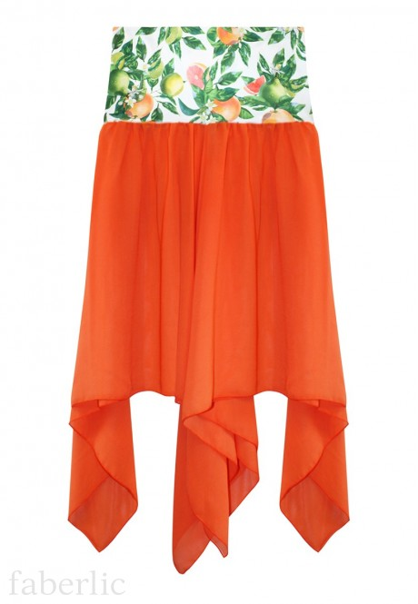 Caribbeana Beach Skirt multicolour
