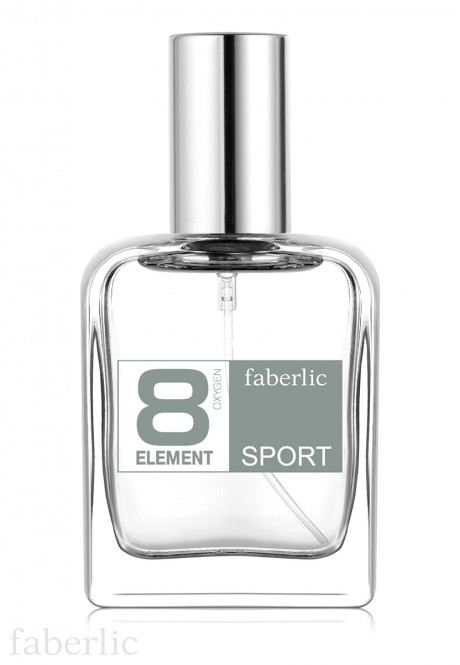 8 Element Sport Eau de Toilette for Men
