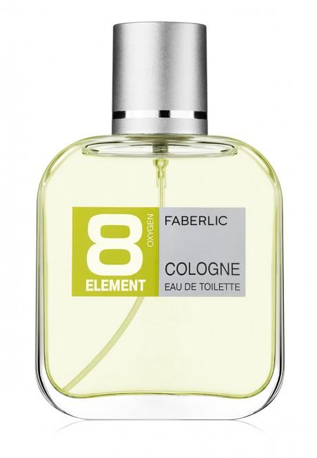 8 Element Cologne Eau de Toilette for Men