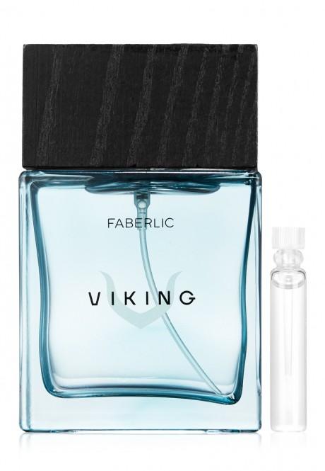 Пробник парфюмерной воды для мужчин Viking