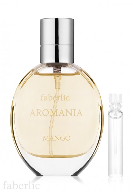 Aromania Mango Eau de Toilette For Her test sample