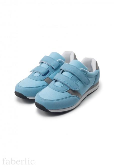 Кроссовки Sport для девочек голубые