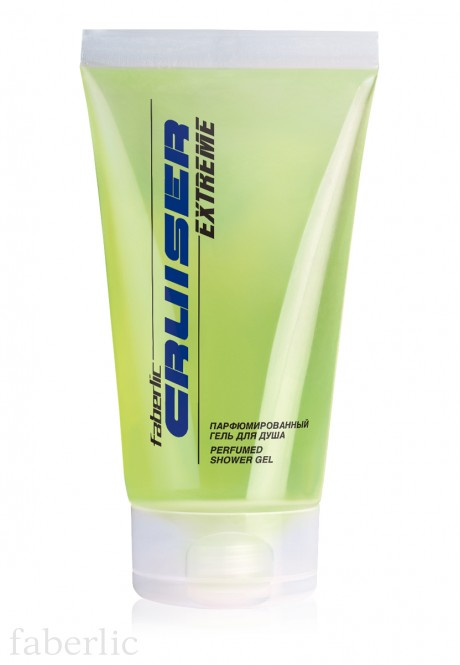 Cruiser Extreme Perfumed Shower Gel