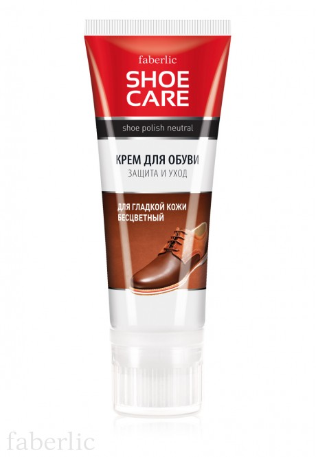 Shoe Cream transparent