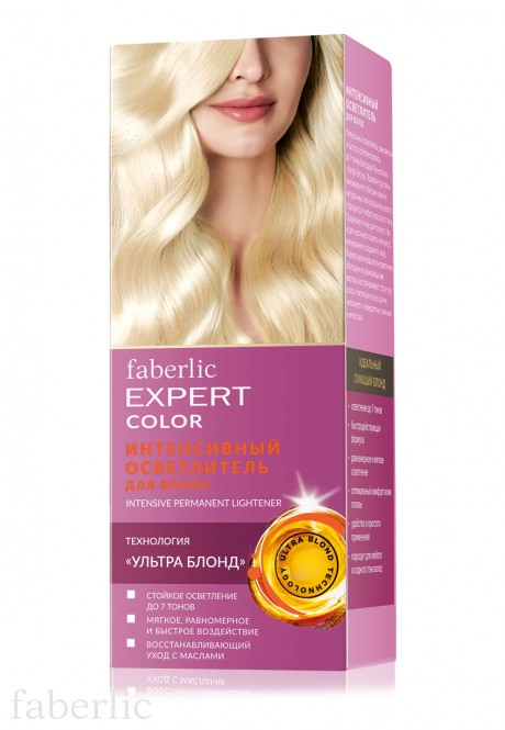 Intense Hair Bleach