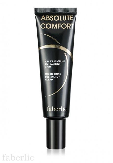 Absolute Comfort Moisturizing Foundation Cream