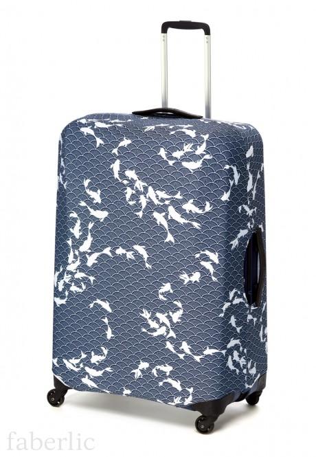 Чехол для чемодана большой