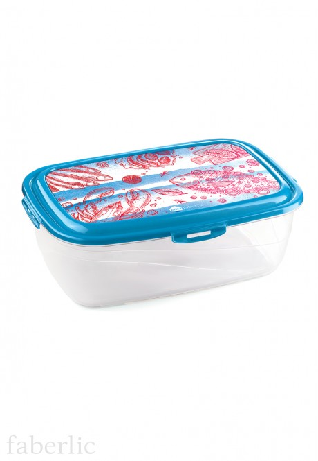 Container for picnic