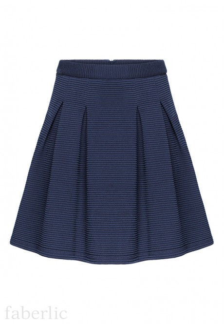Girls Skirt dark blue