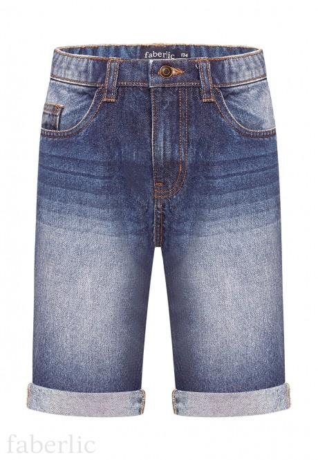 Boys Denim Shorts blue