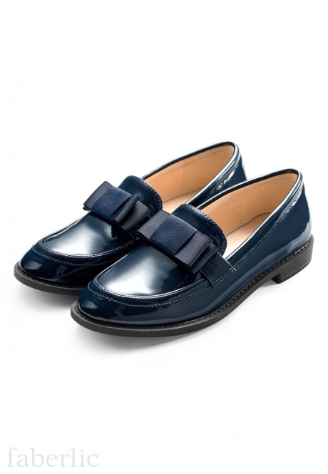 Girls Ophelia Loafers blue