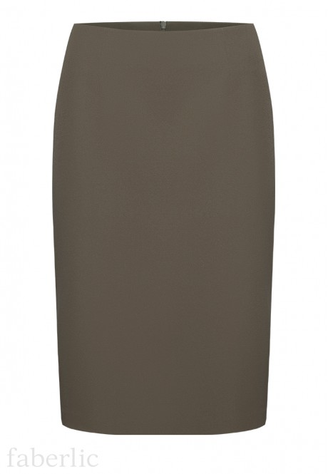 Skirt dark grey