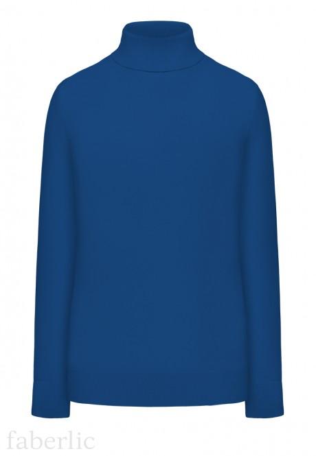 Knit Jumper royal blue