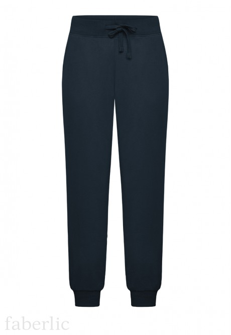 Trousers dark blue